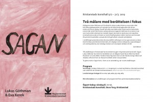 Vernissage Sagan