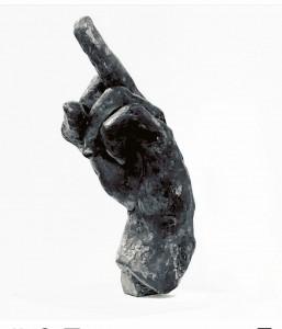 Finger, Fredrik Wretman