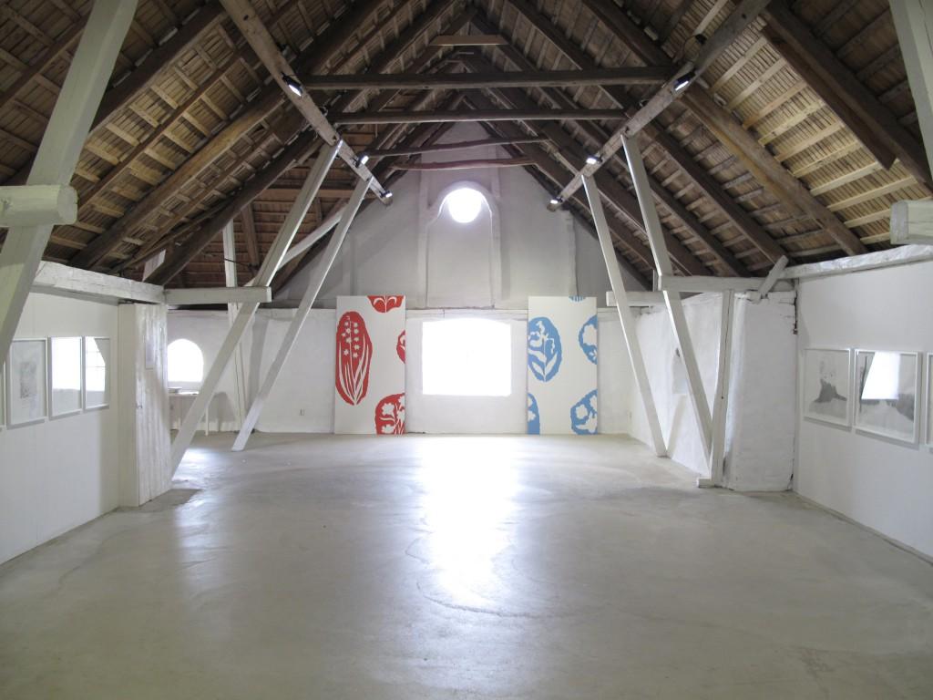 Maria Finn installation, 2016.